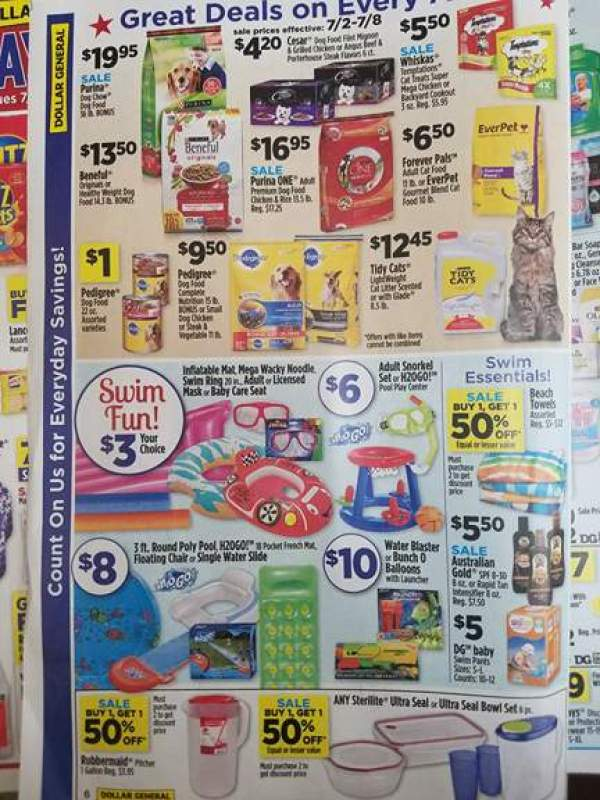 Dollar General Ad Scan Week Of 7 2 Page 5