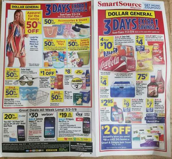 Dollar General Ad Scan Week Of 7 2 Page 7