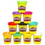 Play Doh 10 Pack Of Colors