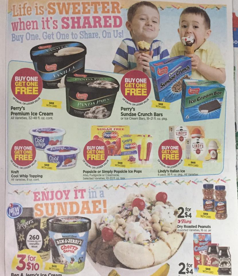 Tops Markets Ad Scan Week Of 7 2 Page 5a