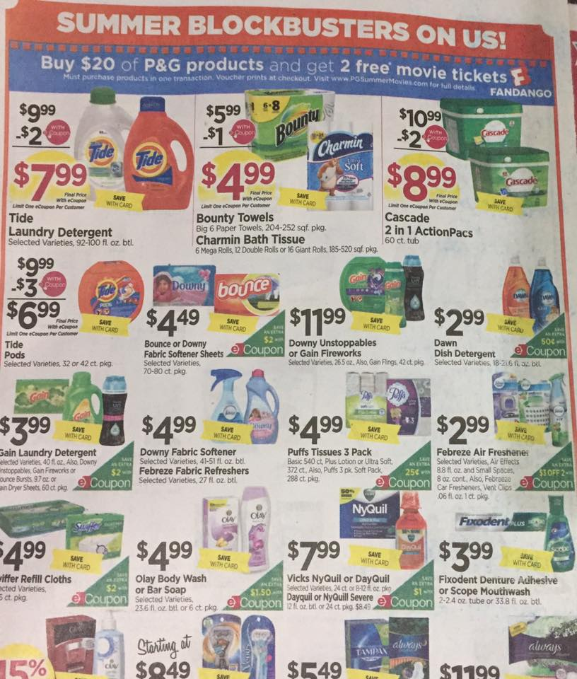 Tops Markets Ad Scan Week Of 7 2 Page 7a