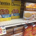 Cheerios Sale At Tops