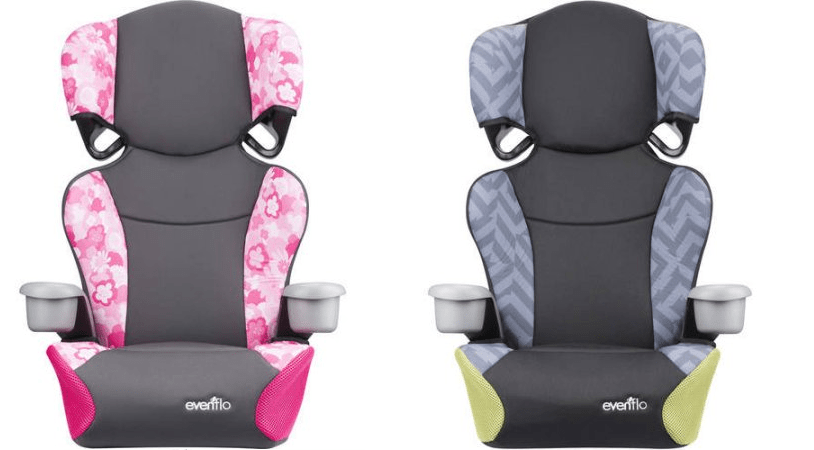 Evenflo Big Kid Sport High Back Booster Seat Deal At Walmart