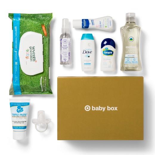 Target July Baby Box