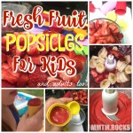 Fresh Fruit Pops For Kids 2