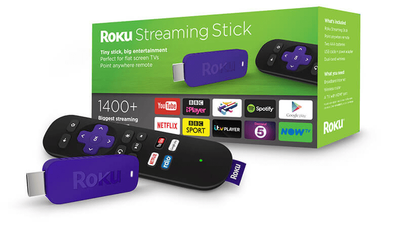 Roku Streaming Stick Only $29 99