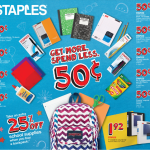 Staples Deals Week Of 7 9
