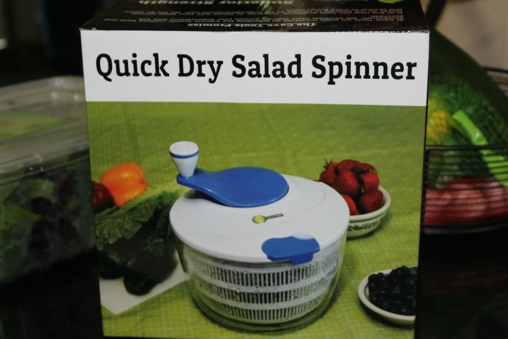 Quick Dry Salad Spinner