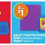 Dollar General School Supplies Sale