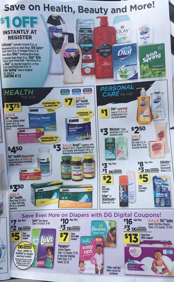 Dollar General Ad Week 9 17 Page 7