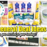 Dollar General Deal Ideas Using The $5 Off $25 Coupon
