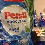 Persil Detergent At Tops Markets