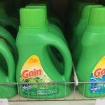 Gain Detergent Sale At Dollar General