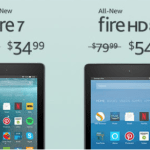 Save Big On Amazon Fire Tablets