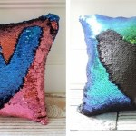 Mermaid Sequin Pillow Covers