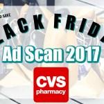CVS Black Friday Ad Scan