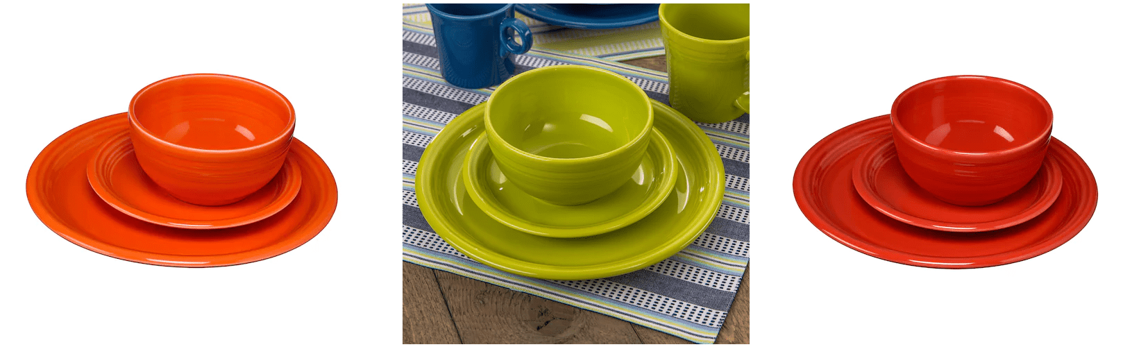 Grab this Fiesta Bistro 3-pc. Dinnerware Set for Only $13.99 (reg $47)  sc 1 st  My Momma Taught Me & Grab this Fiesta Bistro 3-pc. Dinnerware Set for Only $13.99 (reg ...