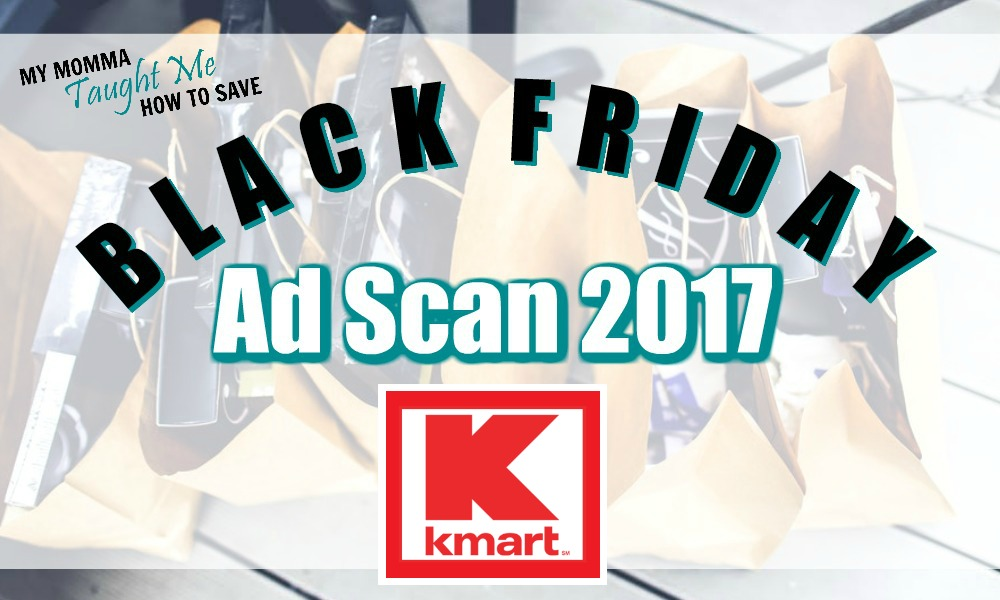 Kmart Black Friday Ad Scan