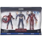 Marvel Legends 3 Pack Spider Man, Captain America, And Iron Man