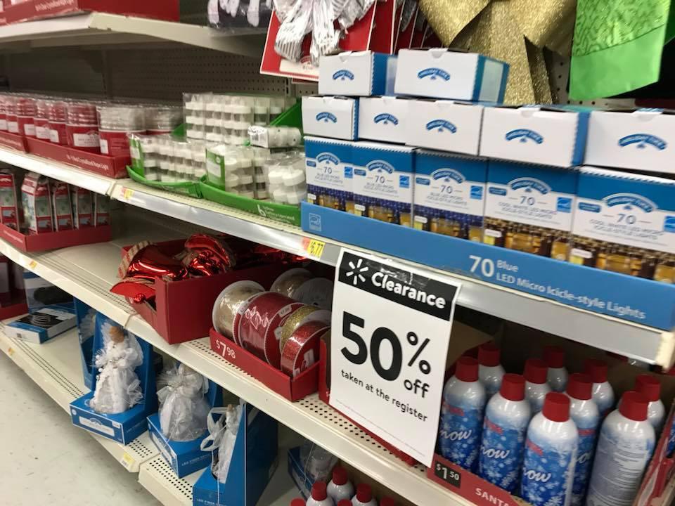 50% Off Christmas At Walmart 3