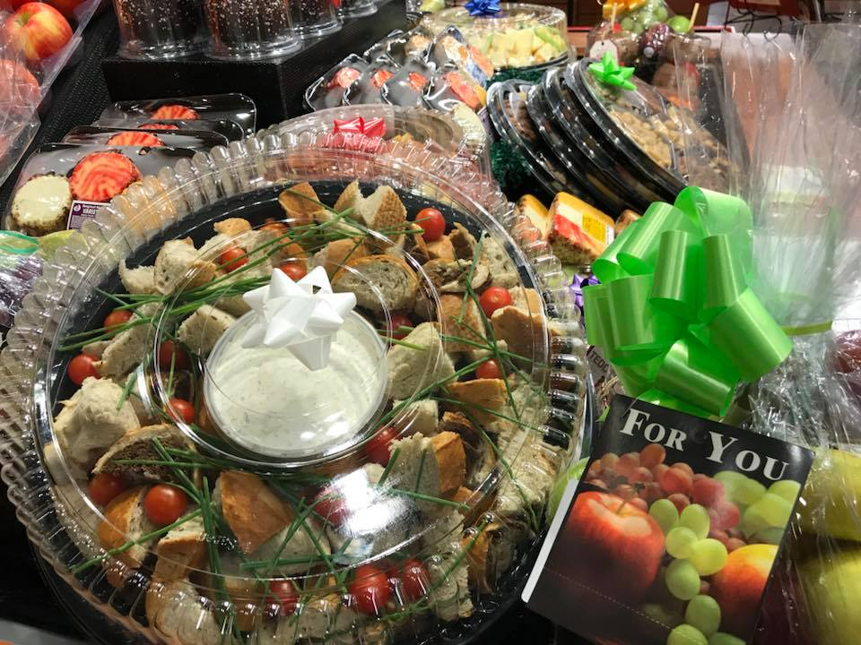 Tops Markets Holiday Platters