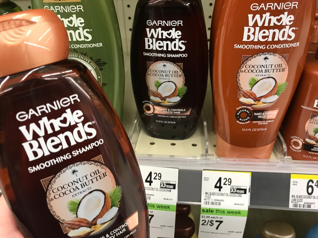 Garnier Whole Blends Deal At Walgreens