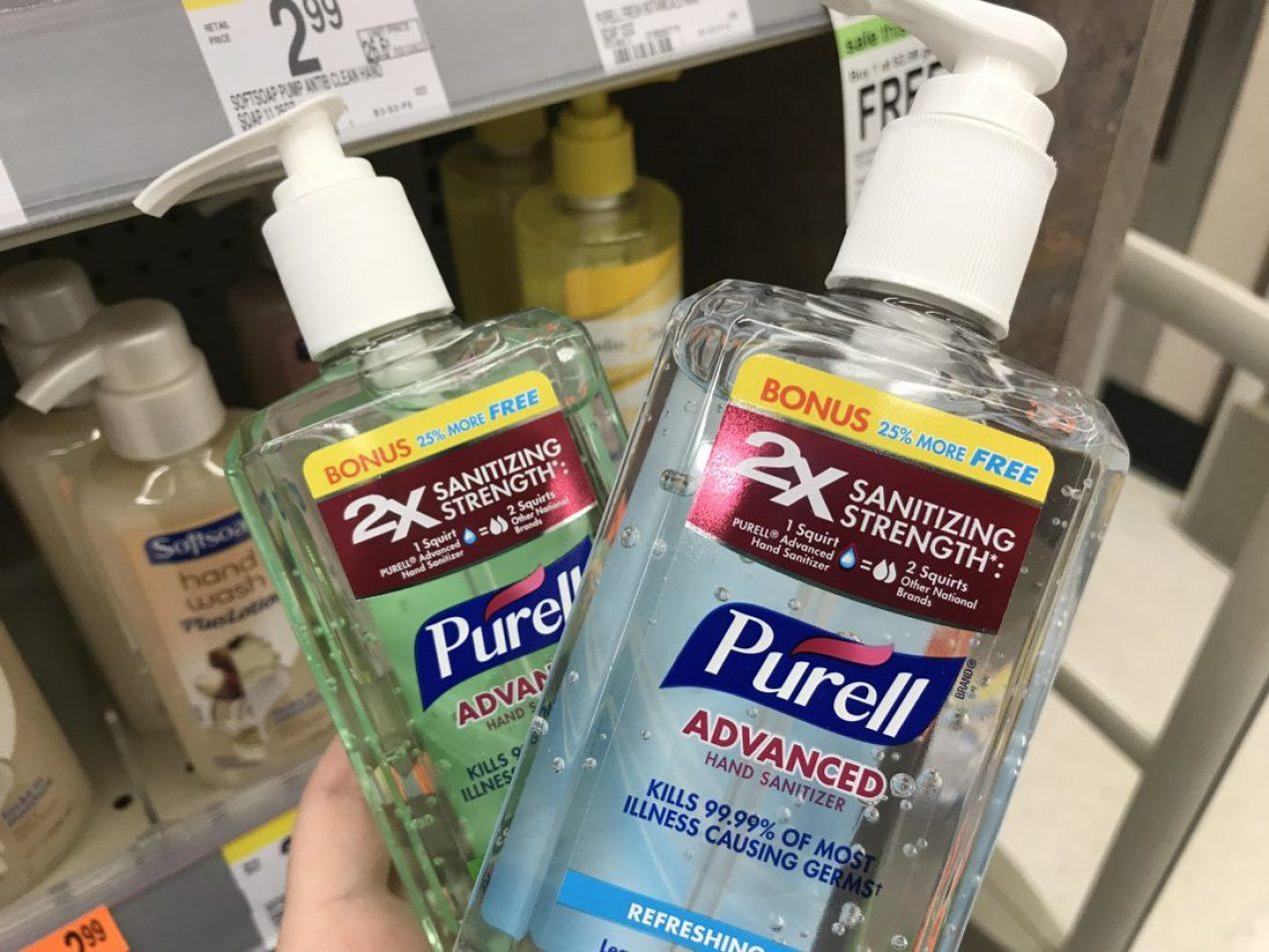 Purell Bogo Deal At Walgreens