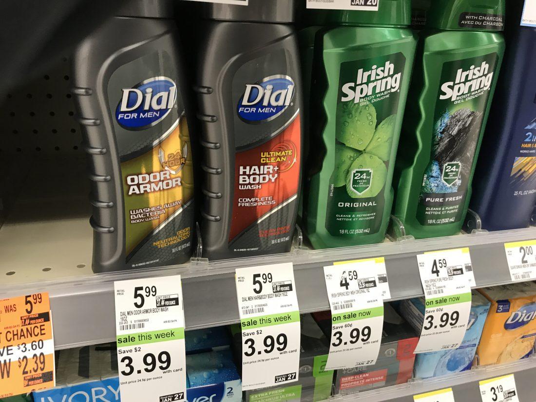 Body Wash Deal At Walgreens