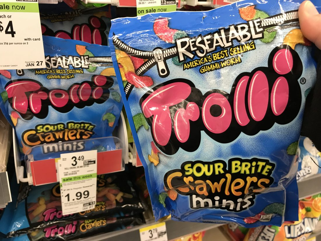 Free Trolli Gummies At Walgreens