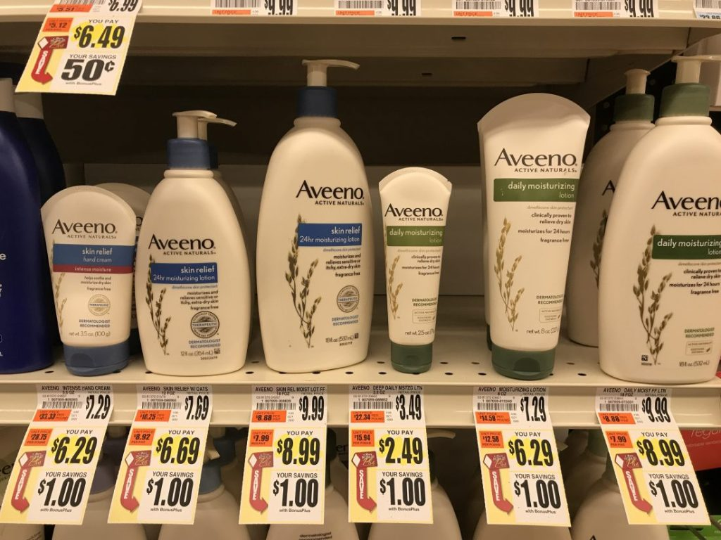 Aveeno At Tops Markets (7)
