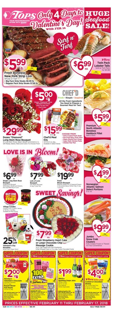 Tops Markets Ad Scan Week 2 11 Page 9