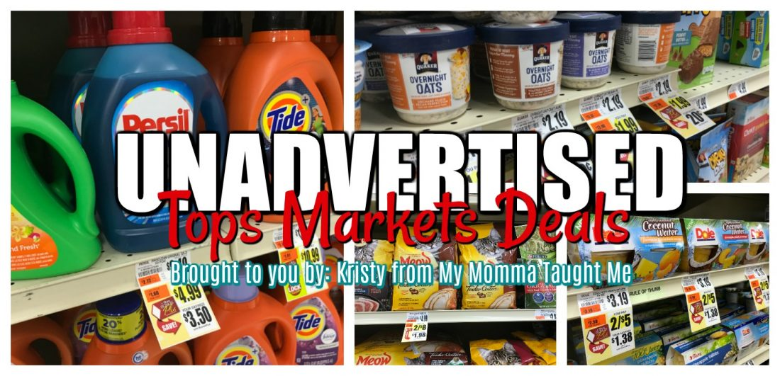 Tops Unadvertised Deals Week 2 11