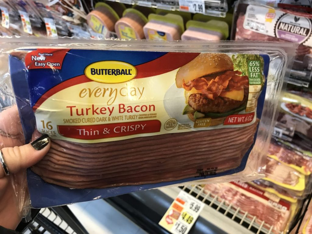 Butterball Turkey Bacon Deal At Tops Markets