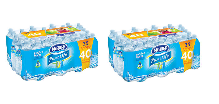 Nestler Bottled Water 40 Pack At Bjs