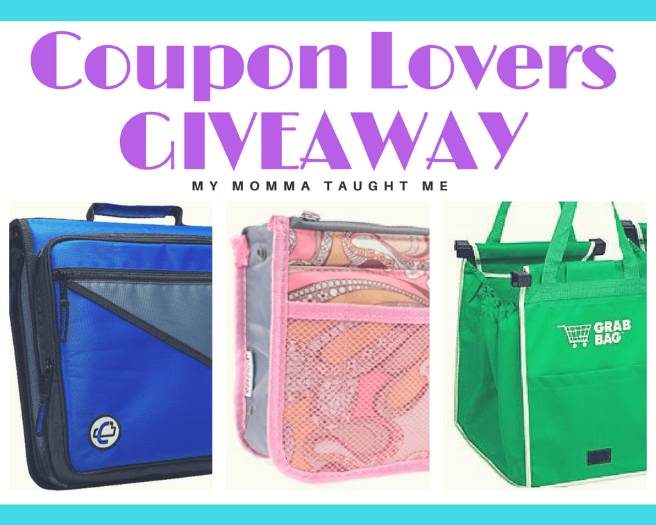 Coupon Lovers Giveaway