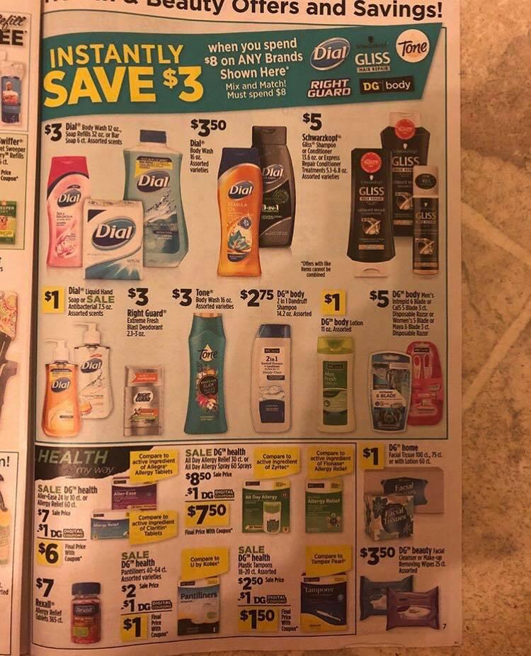 Dollar General Ad Week 3 18