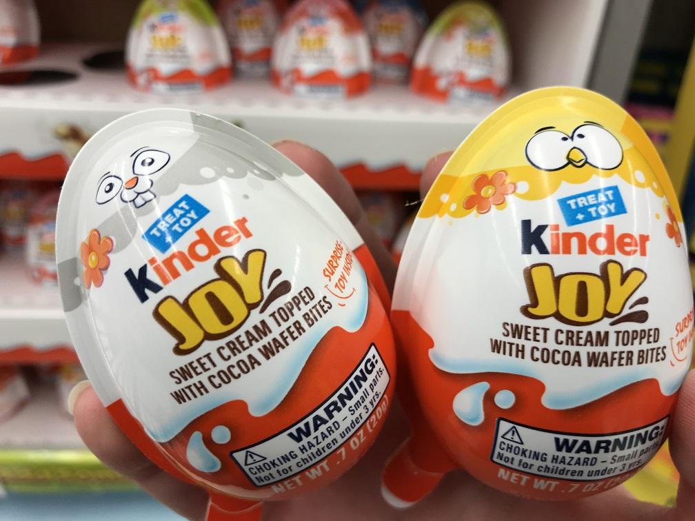 Kinder JOY Single Eggs