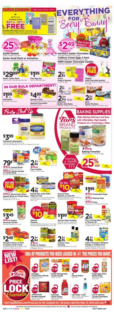 Tops Markets Ad Preview Week 3 11 18 Page 6