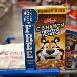 Free Kellogg's Cereal At Walmart Wyb 1