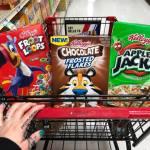 Kellogg's Cereal Deal At Tops Markets