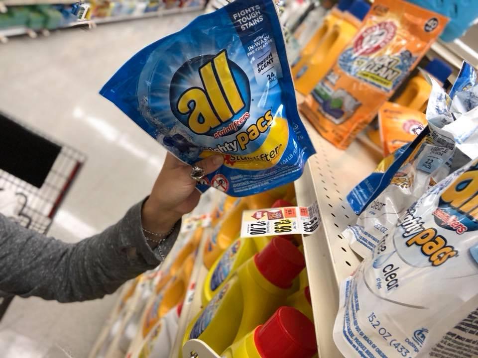 All Detergent Sale