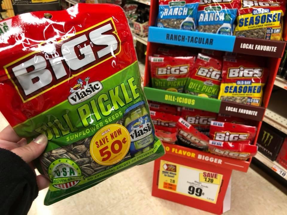 Biggs Seeds Free After Peelie