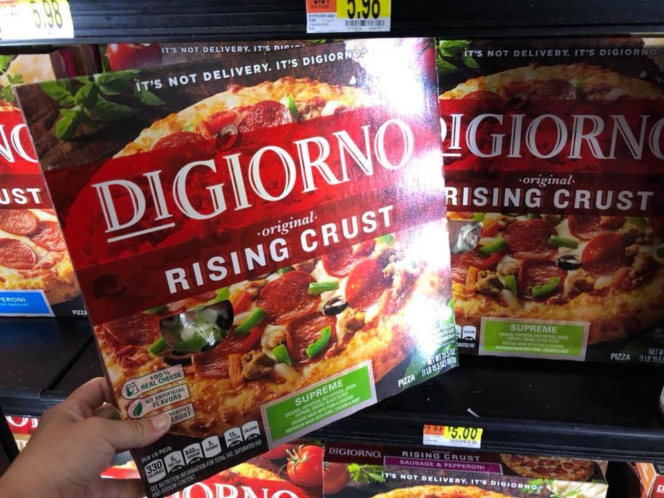 Digiorno Pizza At Walmart