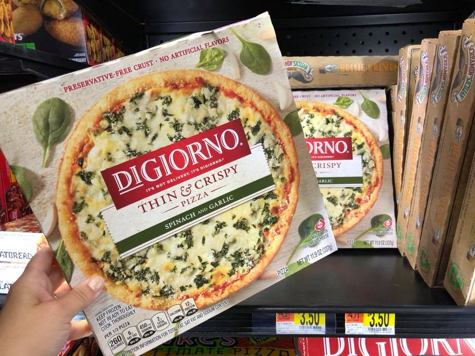 Digiorno Thin Pizza At Walmart