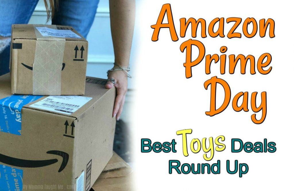 Best Toys Deals Round Up for Prime Day 2018