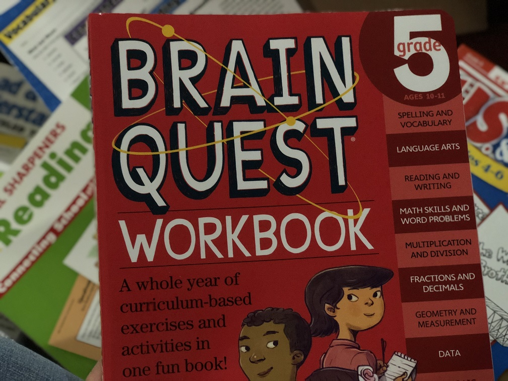 Brain Quest Book