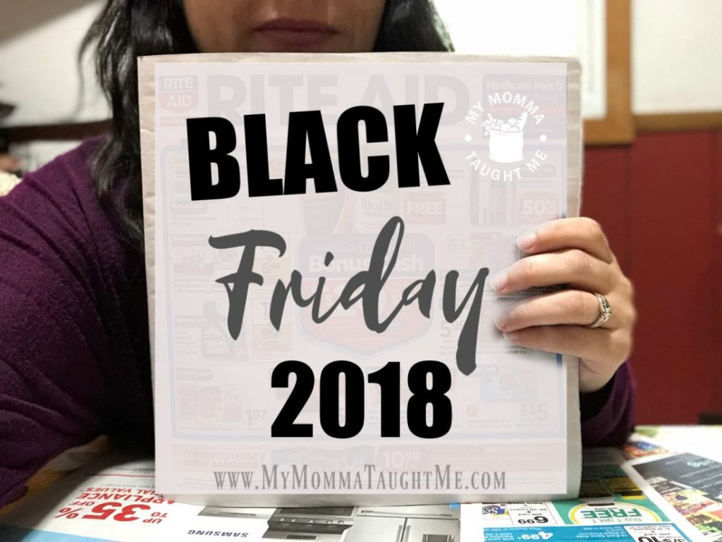 Black Friday 2018 MMTM