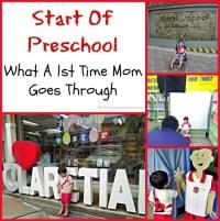 start of preschool