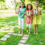 Fun Outdoor Games for Kids Birthday Parties