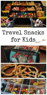 traveling with kids, travel snacks, kid snacks